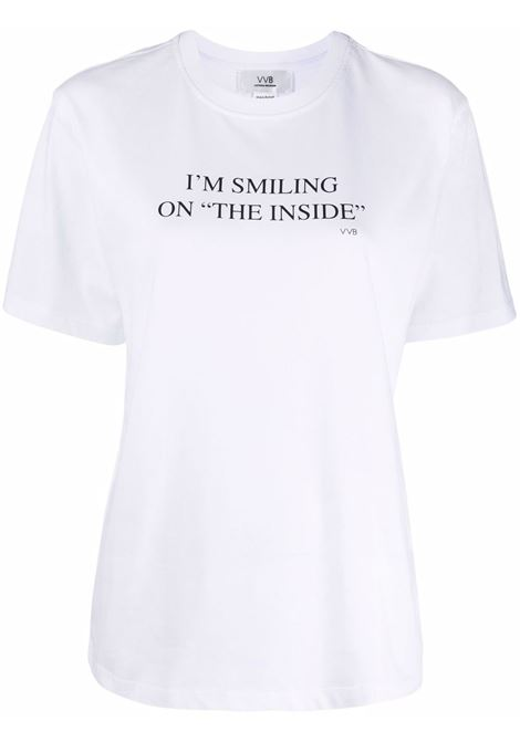 T-shirt bianca VICTORIA BECKHAM | 2321JTS002829AWHITE