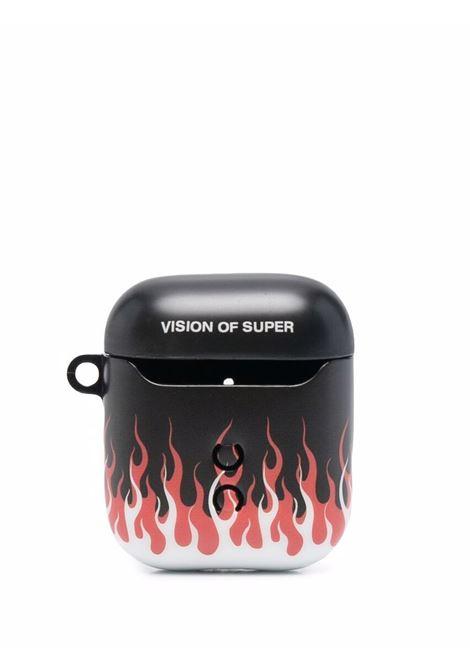 Porta airpods VISION OF SUPER KIDS | VOSAIRPODSDOUBLEBLACK