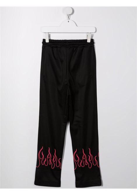 Pantalone VISION OF SUPER KIDS | VOSKB16PINKFLBLACK
