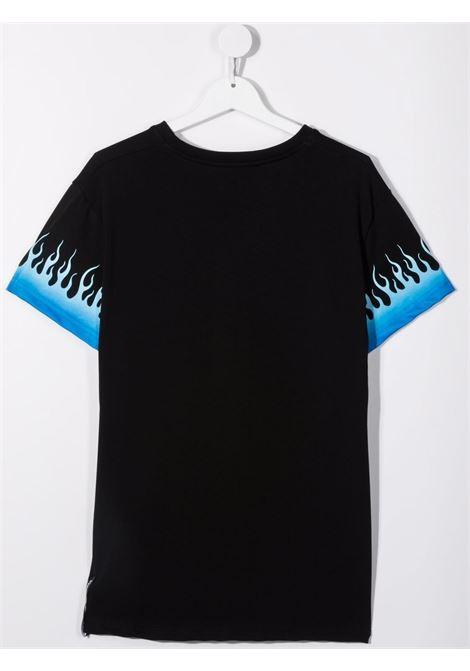 T-shirt VISION OF SUPER KIDS | VOSKB1BLUSFUTBLACK