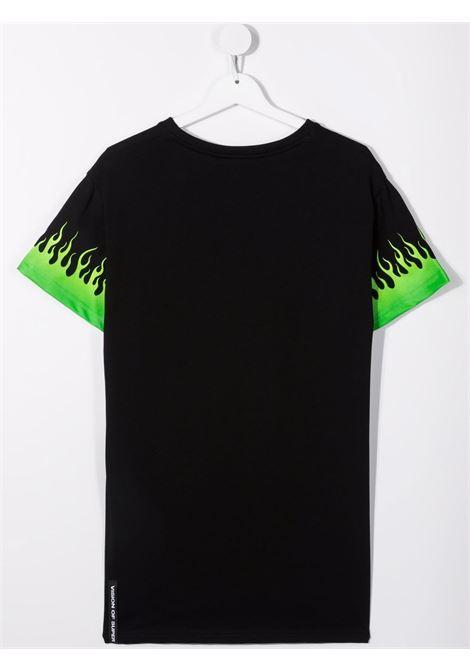 T-shirt VISION OF SUPER KIDS | VOSKB1GREENSFUBLACK