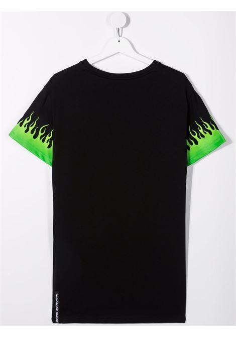 T-shirt VISION OF SUPER KIDS | VOSKB1GREENSFUTBLACK