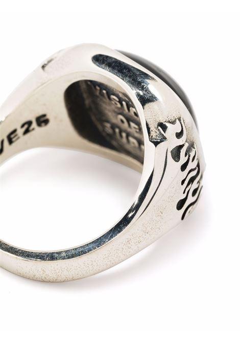 Ring VISION OF SUPER | VOSRINGBLACKSILVER