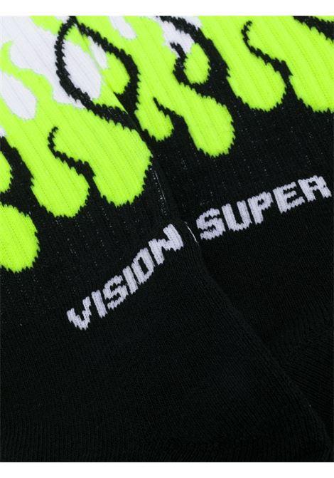Socks VISION OF SUPER | VOSSOCKSGFBLACK