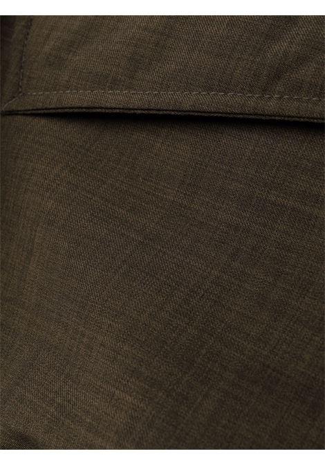 Piumino verde scuro WOOLRICH | PIUMINI | CFWOOU0432MRUT2688614