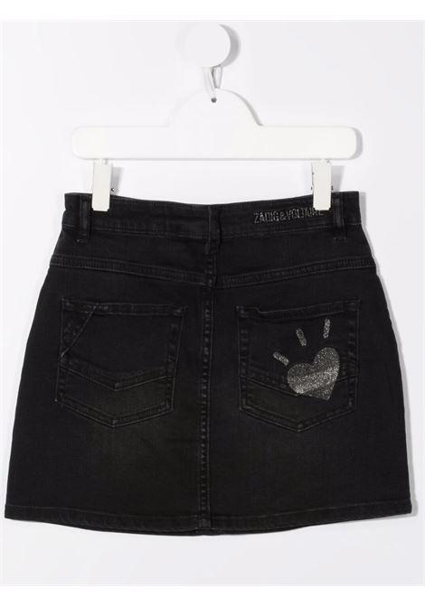 Black skirt ZADIG & VOLTAIRE KIDS | X13055TZ11