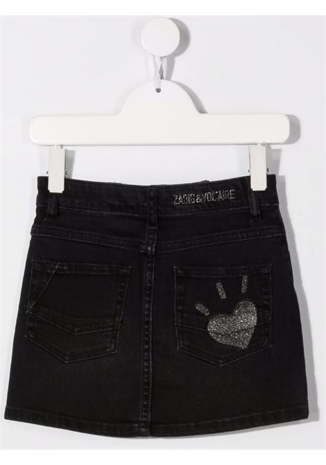 Black skirt ZADIG & VOLTAIRE KIDS | X13055Z11