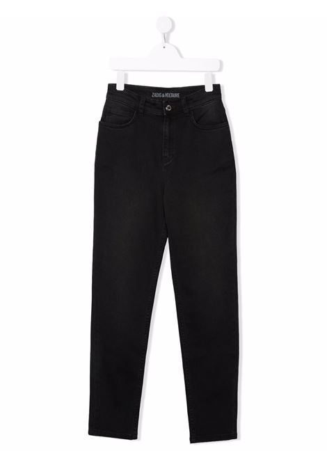 Black jeans ZADIG & VOLTAIRE KIDS | X14124TZ11