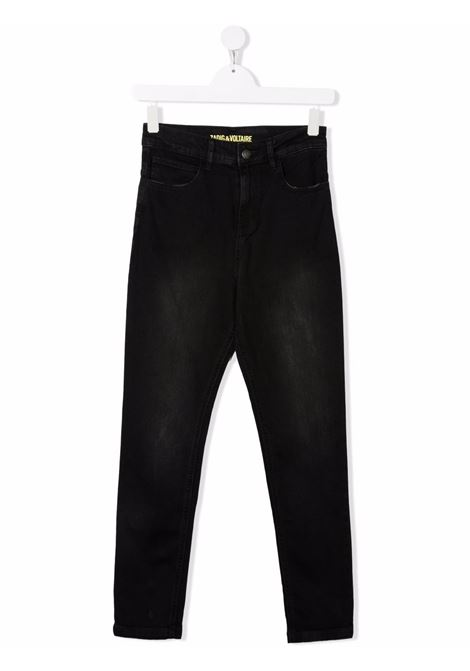 Jeans nero ZADIG & VOLTAIRE KIDS | X24095TZ21
