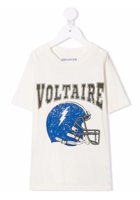 T-shirt ZADIG & VOLTAIRE KIDS | X25292140