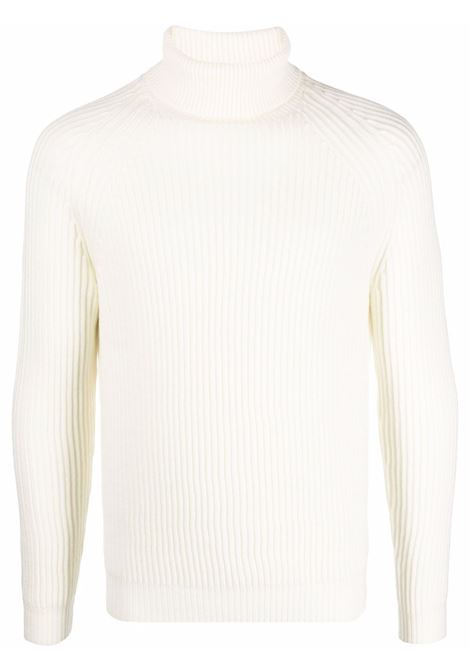 Maglione bianco ZANONE | 812514ZM265Z3623