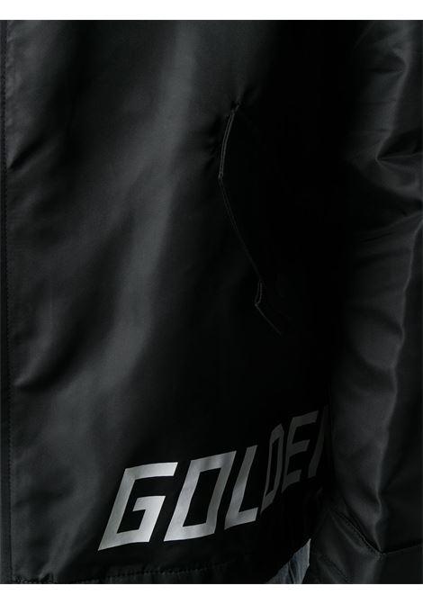 Giacca nera GOLDEN GOOSE | GIUBBOTTI | OGP0G36MP542A1_A1