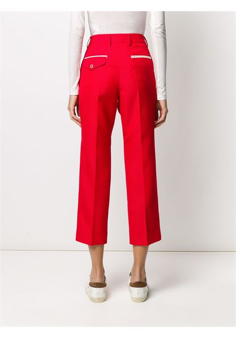 Red trousers GOLDEN GOOSE |  | OGP0G36WP0W4A3_A3