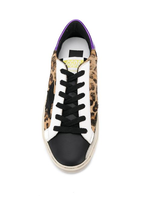 Leather  sneakers  GOLDEN GOOSE |  | OGP0G36WS945L9_L9