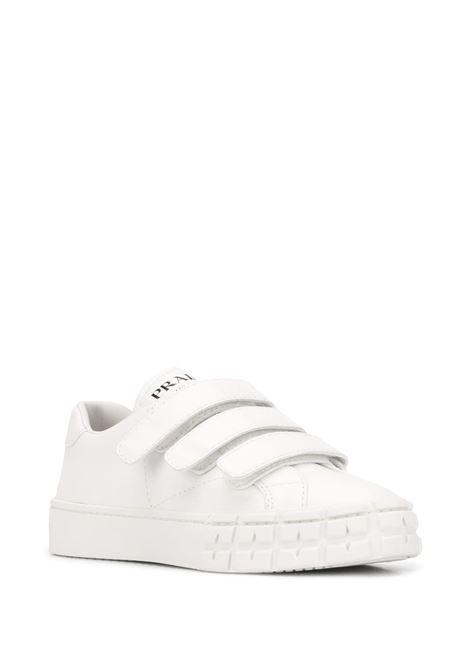 Sneakers bianche PRADA | PRP01E942LF035A21_F0009