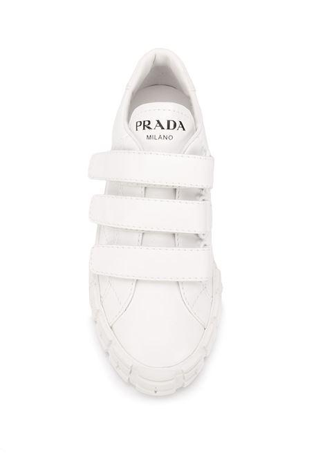 Sneakers bianche PRADA | STRINGATE | PRP01E942LF035A21_F0009