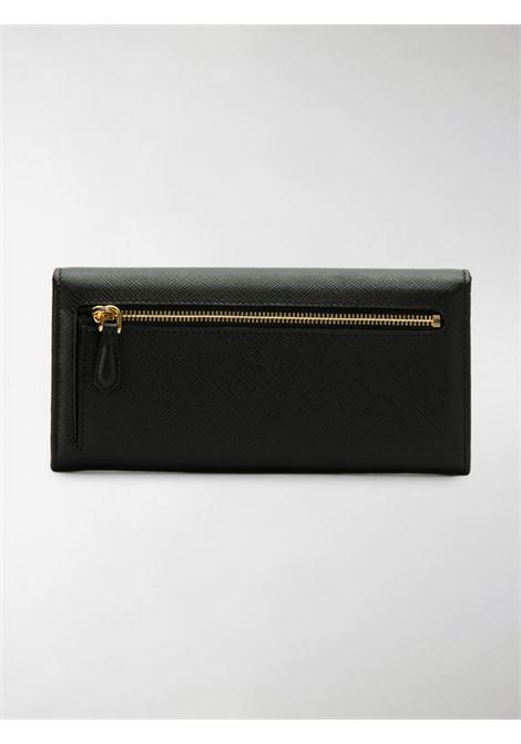 Black wallet PRADA |  | PRP01MH132QWA_F0002