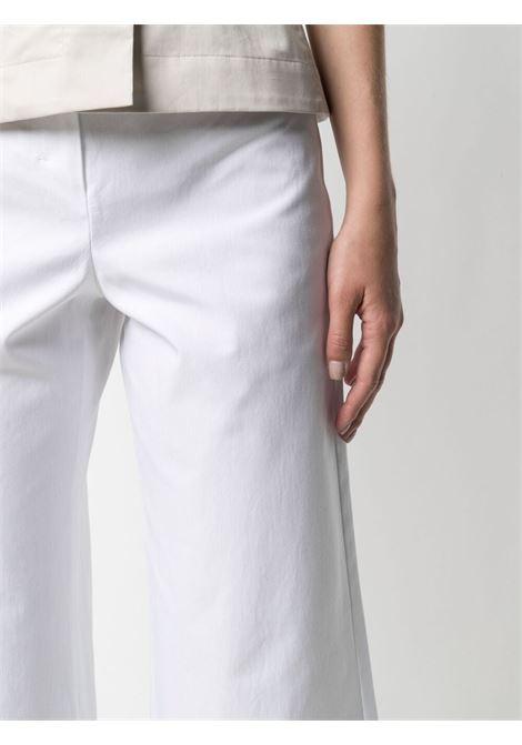 Pantalone bianco 'S MAXMARA | PANTALONI | 91310412600326001