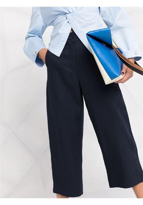 Blue trousers 'S MAXMARA | TROUSERS | 91310912600405006