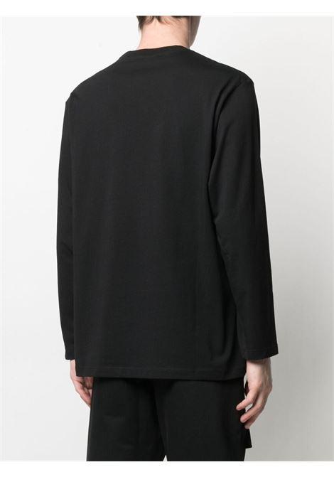 T-shirt nera 424 | T-SHIRT | 30424M20321601899