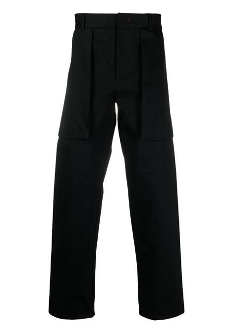 Pantalone nero 424 | PANTALONI | 30424P0221603299