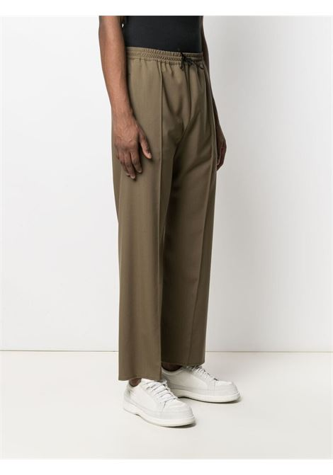 Pantalone marrone 424 | PANTALONI | 30424P0421600238