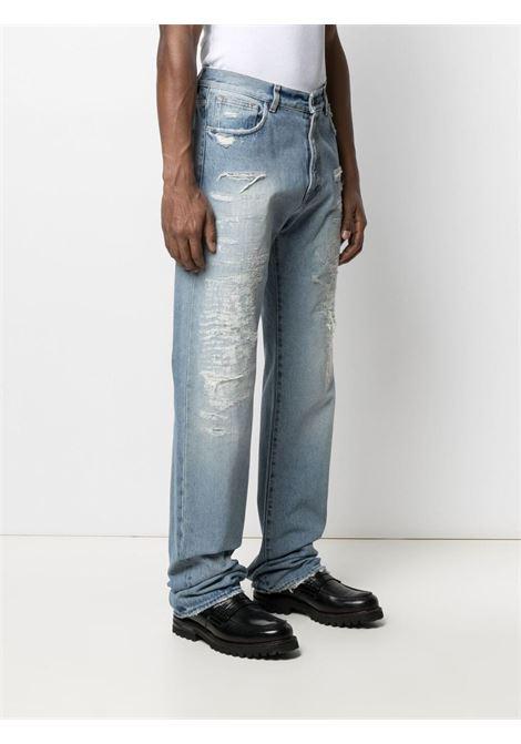 Jeans blu 424 | PANTALONI | 30424PJ01L121605589