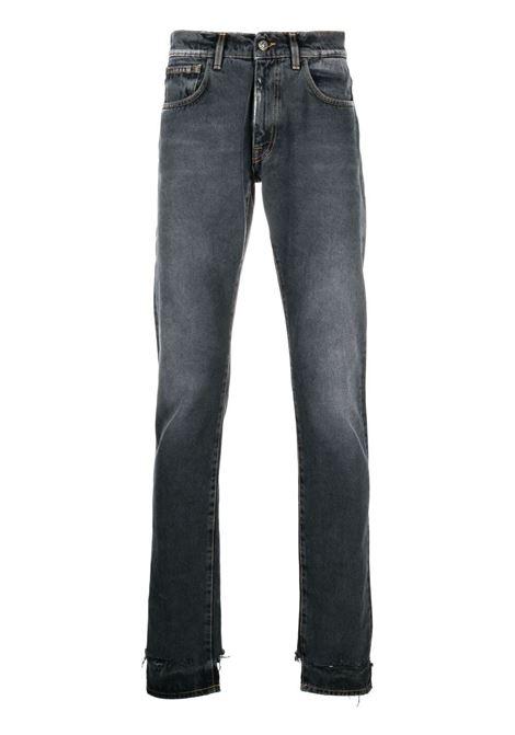 Jeans nero 424 | PANTALONI | 30424PJ02T21605589