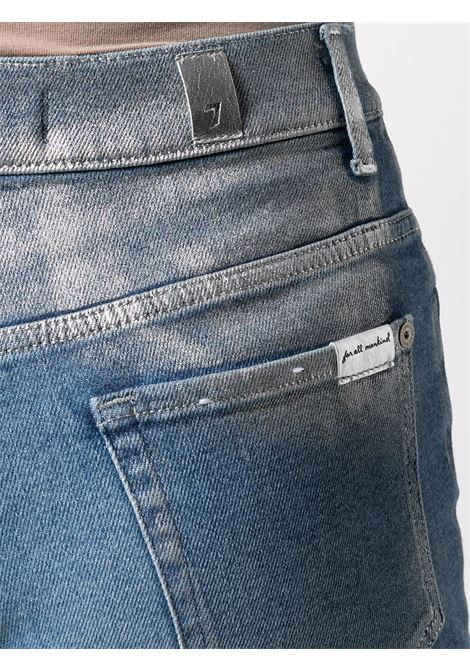 Blue jeans 7 FOR ALL MAN KIND |  | JSA71200SKSS