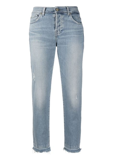 Jeans azzurro 7 FOR ALL MAN KIND | JEANS | JSDS1200SDLIGHTBLUE