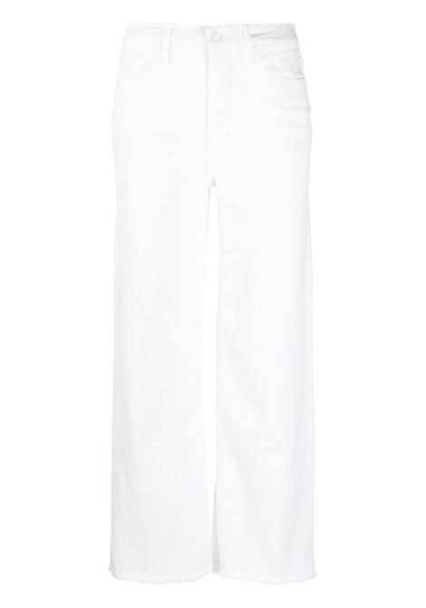 Jeans bianca 7 FOR ALL MAN KIND | JEANS | JSWJB66RPWWHITE