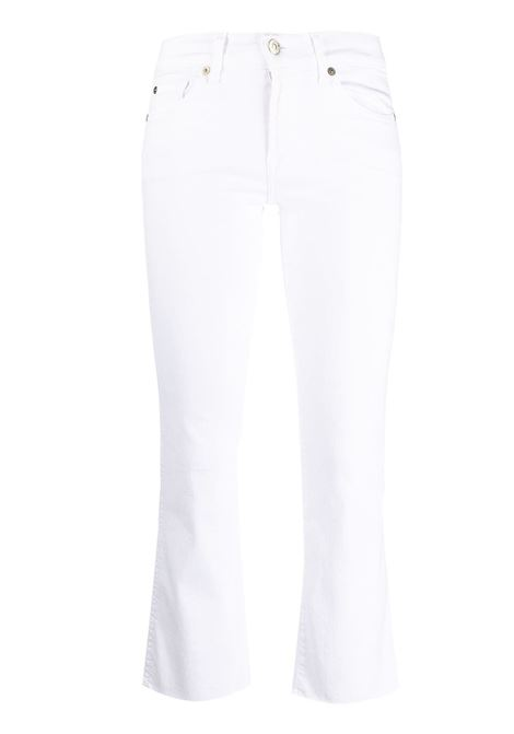 Jeans bianco 7 FOR ALL MAN KIND | JEANS | JSYRV50RPUWHITE