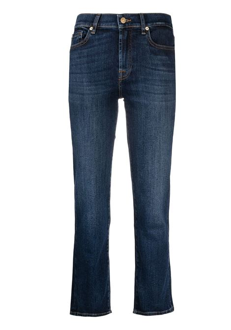 Jeans blu 7 FOR ALL MAN KIND | JEANS | JSYX44A0DNDARKBLUE