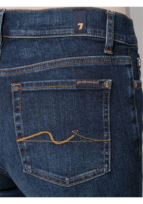 Dark blue jeans 7 FOR ALL MAN KIND |  | JSYX44A0DNDARKBLUE