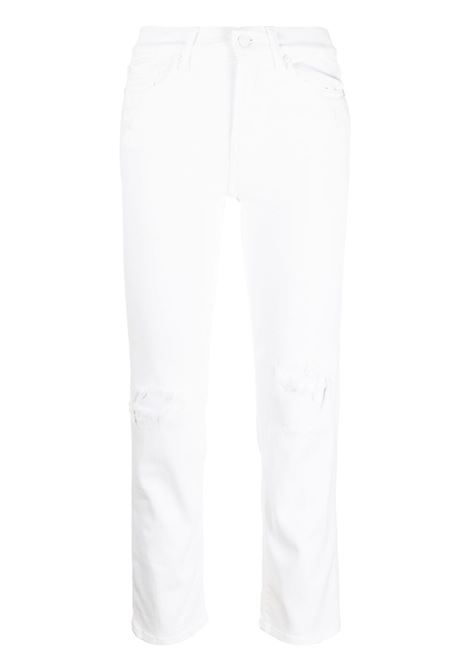 Jeans bianco 7 FOR ALL MAN KIND | JEANS | JSYXB660PDWHITE