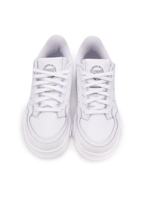 Sneakers bianca ADIDAS KIDS | SNEAKERS | EG0411FFC