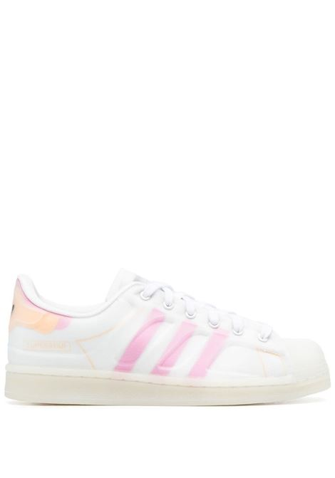White/pink sneakers ADIDAS   FY7357FSC