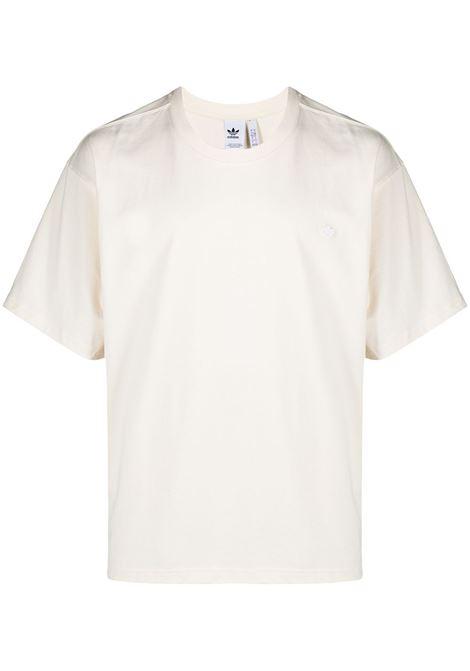T-shirt bianca ADIDAS | T-SHIRT | GN3370NONDYE