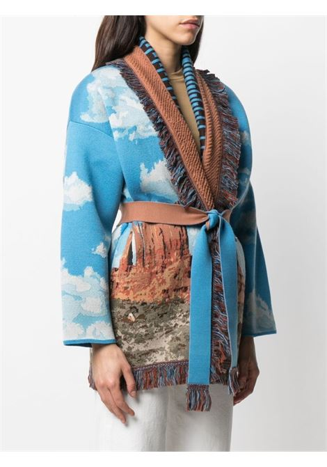 Cardigan multicolore ALANUI | CARDIGAN | LWHB044S21KNI0118585