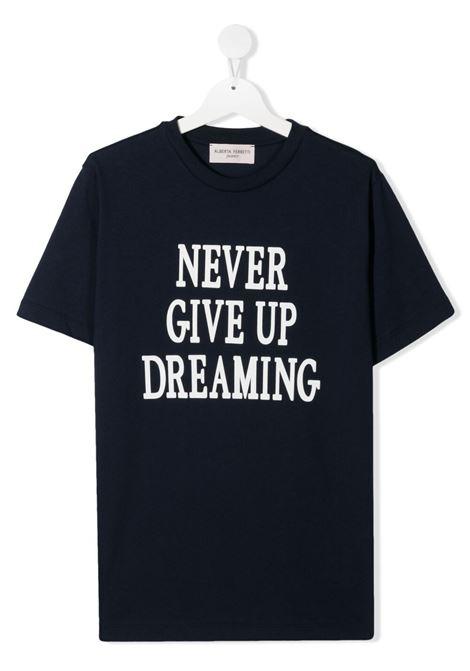 T-shirt blu ALBERTA FERRETTI KIDS | T-SHIRT | 027424T060