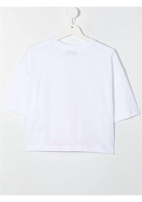 T-shirt bianca ALBERTA FERRETTI KIDS | T-SHIRT | 027437T002