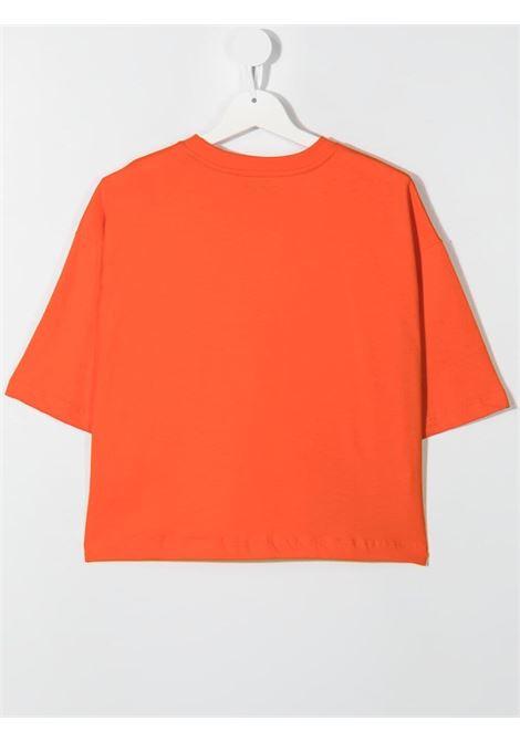 T-shirt arancione ALBERTA FERRETTI KIDS | T-SHIRT | 027437T030