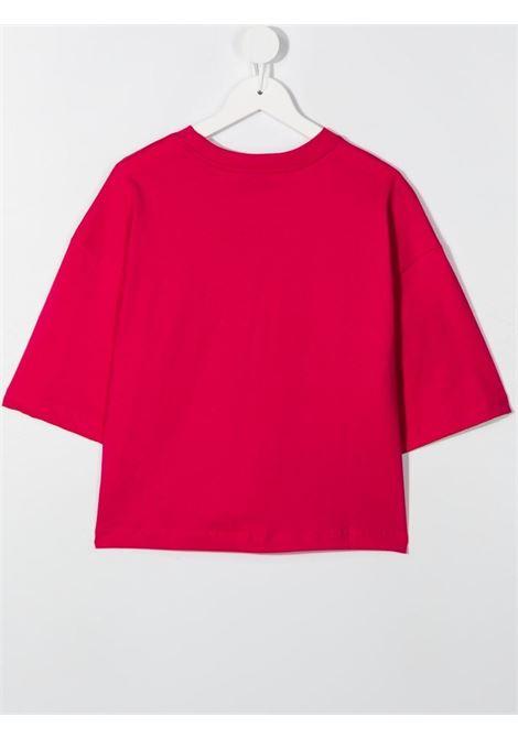 T-shirt fucsia ALBERTA FERRETTI KIDS | T-SHIRT | 027437T044