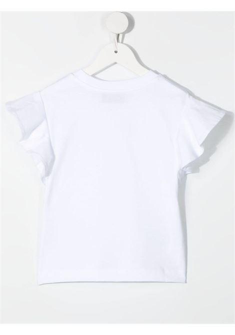 T-shirt bianca ALBERTA FERRETTI KIDS | T-SHIRT | 027438002