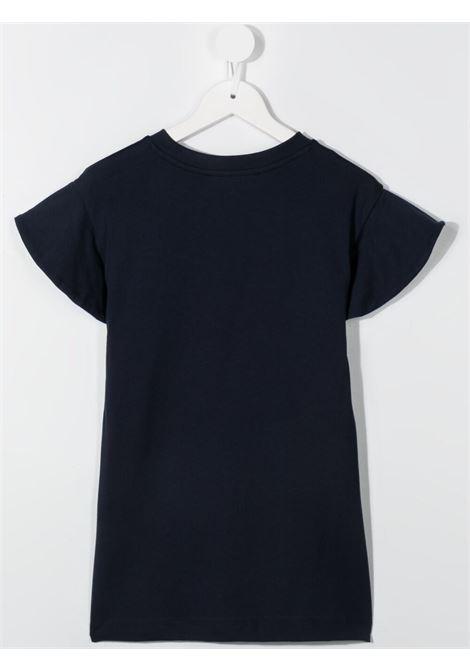 T-shirt blu ALBERTA FERRETTI KIDS | T-SHIRT | 027438T060