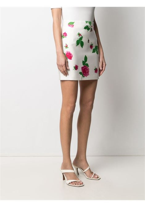 White skirt ALESSANDRA RICH |  | FAB1441F32021921