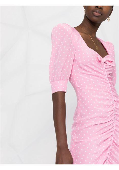 Pink dress ALESSANDRA RICH | DRESS | FAB2351F31321816