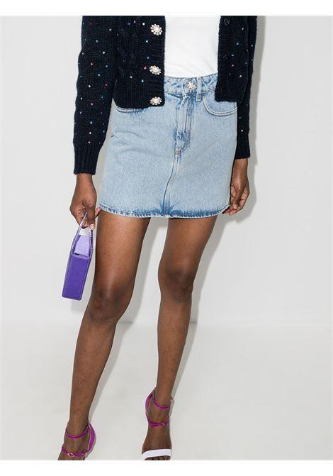 Light blue skirt ALESSANDRA RICH |  | FAB2447F30431871