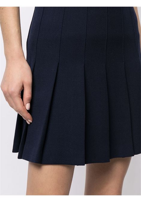 Blue skirt ALESSANDRA RICH |  | FAB2494F31901944
