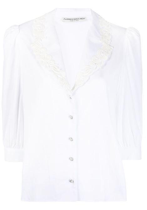 White shirt ALESSANDRA RICH | FAB2503F3198822